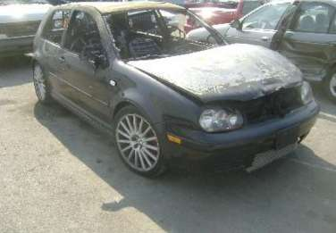 2003 VW GTI 20TH AE
