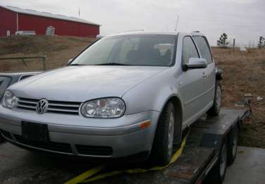 2005 VW Golf GLS TDI