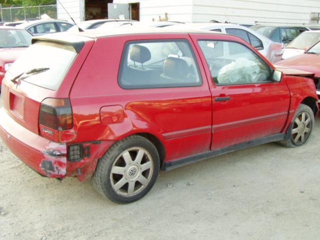 1998 VW GTI Drivers Edition